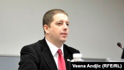 Marko Đurić, šef Kancelarije za Kosovo Vlade Srbije