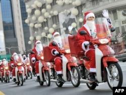 Santa Klauslar