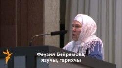 """Фәүзия Бәйрәмова: """"Милләт бетcә конгресс та кирәкми"""""""
