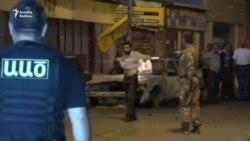 Yerevanda polis binasını zəbt edənlər təslim oldu