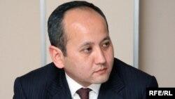 Kazakhstan - Disgraced businessman Mukhtar Ablyazov, ex-president of BTA bank, undated