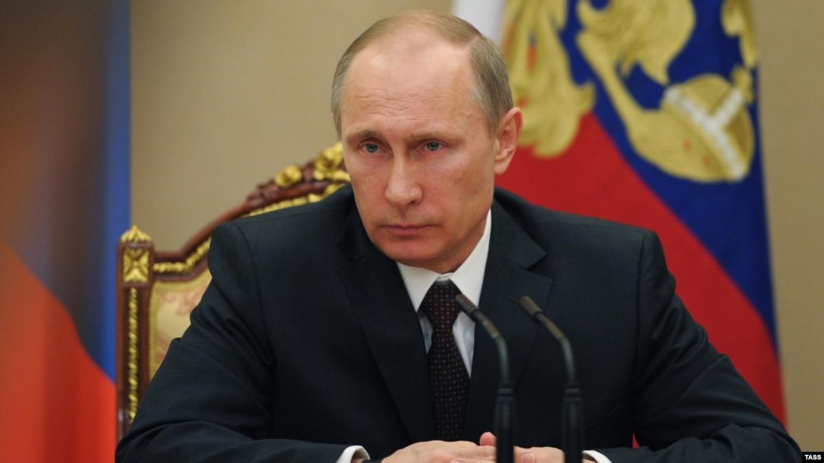 Новогоднее поздравление президента РФ Владимира Путина