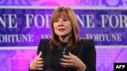 Новый генеральный директор General Motors Мэри Барра.