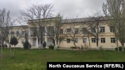 Центральная городская больница, Каспийск, Дагестан / Central City Hospital, Kaspiysk, Dagestan