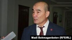 Марат Когамов, председатель общественного совета по вопросам деятельности органов внутренних дел. Астана, 15 июля 2016 года.