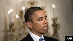 Aмериканскиот претседател Барак Обама.