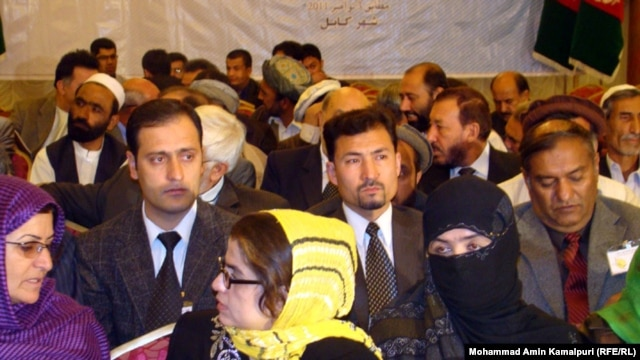 Afghanistan's newest political party was launched this week