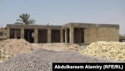 مدرسة قيد الإنشاء في البصرة