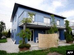 """Одна из клиник в Швейцарии, где осуществляют """"самоубийства с ассистенцией"""""""