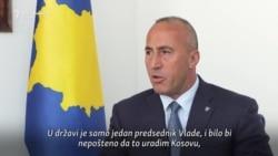 Haradinaj za RSE: Dva puta sam dokazao da nisam kriv