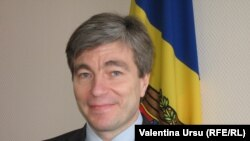 Moldovan Deputy Prime Minister for European Reintegration Eugen Carpov.