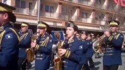 Kosovo müstəqilliyinin 6-cı ildönümünü qeyd edir