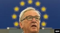 ژان کلود یونکررییس کمیسیون اروپا