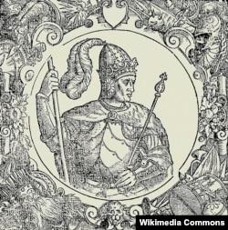 Литовський князь Вітовт Великий