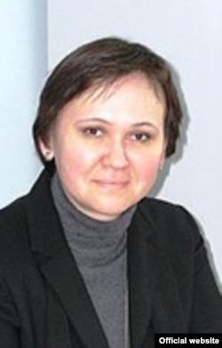 Әлеуметтанушы Лилия Низамова. Татарстан.