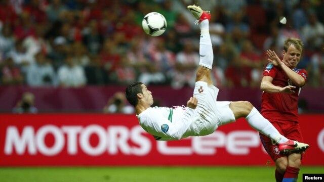 Kristiano Ronaldo na Evropskom prvenstvu