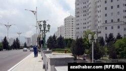 Новостройки повышенной комфортности, Ашхабад, Май, 2019