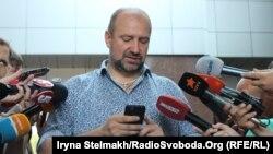 Сергій Мельничук подав відповідну заяву голові парламенту