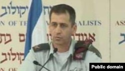 ژنرال آويو کوچاوی، رييس سازمان اطلاعات ارتش اسراييل
