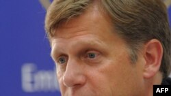 Michael McFaul has previously enjoyed the backing of both Democrats and Republicans.
