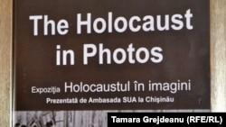 """""""Holocaustul în fotografii"""" - o expoziție la Muzeul Național de Istorie de la Chișinău"""