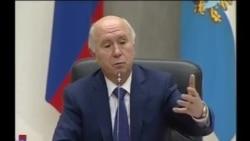 Губернатор Самарской области Николай Меркушкин о строительстве стадиона