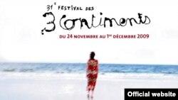 پوستر جشنواره فیلم سه قاره نانت، ۲۰۰۹