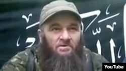 Лидер чеченских боевиков Доку Умаров.