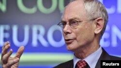 Голова Європейської ради Герман ван Ромпей
