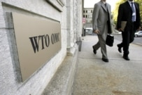 WTO entry continues to pass Russia by (epa)