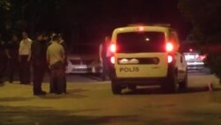 Polisin 'Qanun'da bomba axtarışı (VİDEO)