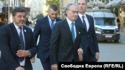 "Лозан Панов и представители на инициатива ""Правосъдие за всеки"""