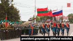 День победы в Приднестровье. 9 мая 2018 года