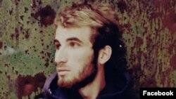 Chechnya -- Chechen reporter Geriev Jalavdi