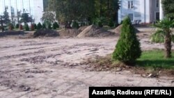 Lənkəranda Heydər Əliyev parkı