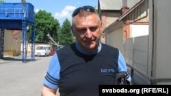 Мікалай Аўтуховіч, архіўнае фота