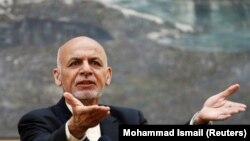 Ашраф Гани.