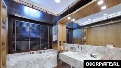"""Интерьеры яхты """"Prima"""", которая формально принадлежит SOCAR, фото OCCRP"""