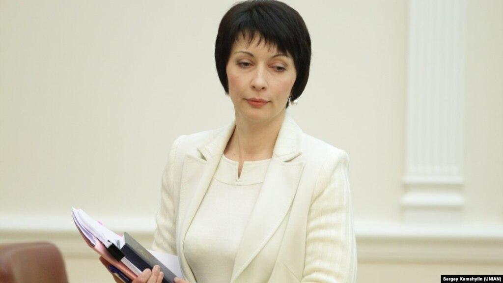 Екс-міністра Лукаш доставили доПечерського райсуду