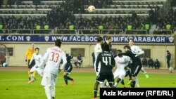 Qarabağ futbol klubu, 11 dekabr 2014