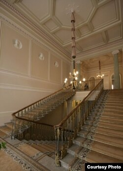 Лестница Зубовского особняка