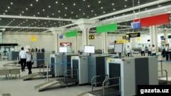 Тошкент халқаро аэропорти.