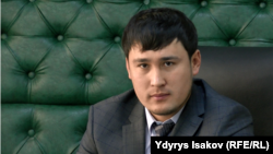 Мунарбек Сайпидинов.