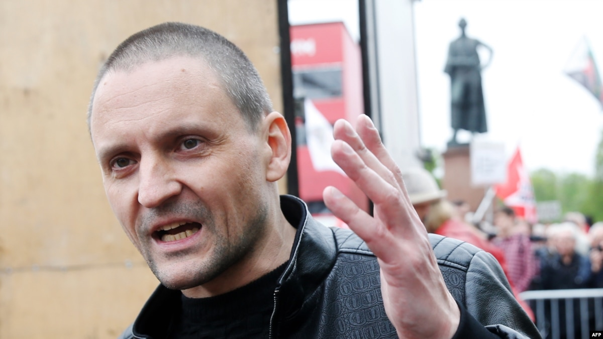 Sergei Udaltsov: Opposition wants to hold a march against the executioners on June 12, the application to the mayor's office was filed on 05/28/2013 4