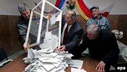 Referendum kojim se Južna Osetija opredjeljuje za neovisnost, 12. novembar 2006.