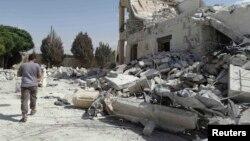 Алеппо, Сирія, 27 вересня 2014 року
