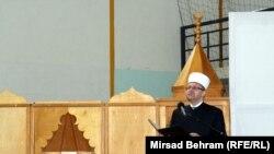 Mostarski muftija Salem ef. Dedović