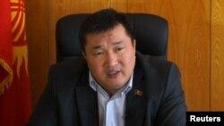 Депутат Курманбек Дыйканбаев