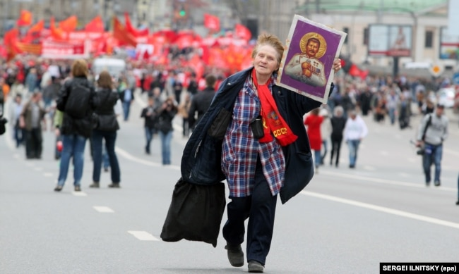 1 мая 2019, Москва