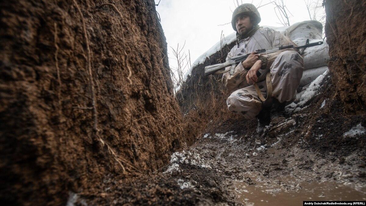 Сутки на фронте: 10 обстрелов, без потерь – штаб